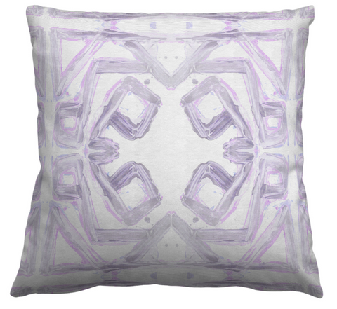 24-3 Lilac #1 Pillow Cover