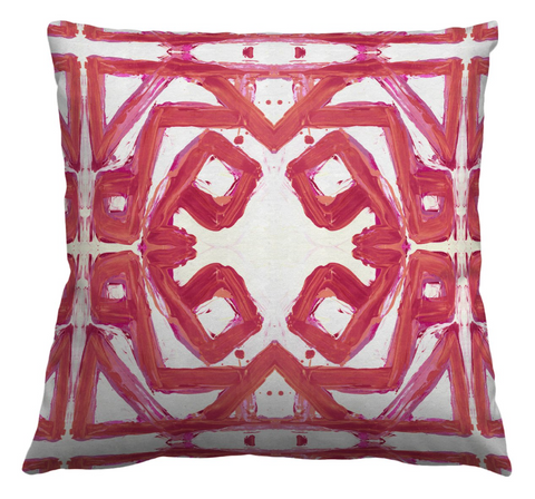 24-3 Amaranth #1 Pillow Cover