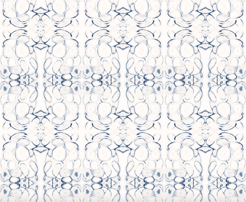 43014 Blue Standard Wallcovering