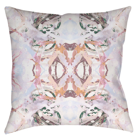 411 Peach Taupe #2 Pillow Cover  :: IN STOCK
