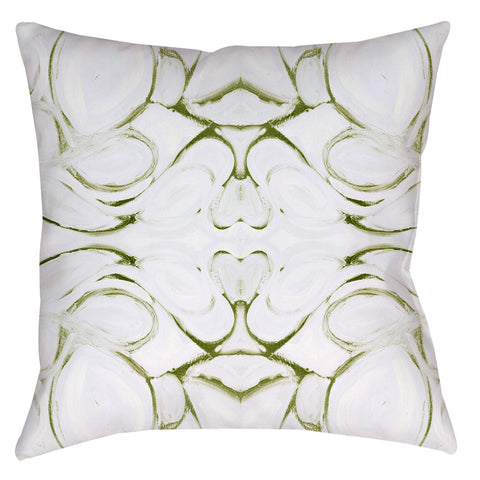43014 Olive Pillow Cover