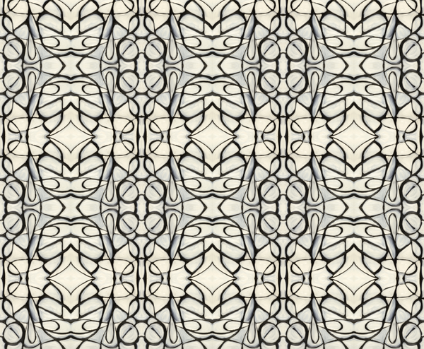 51514 Black White A Standard Wallcovering