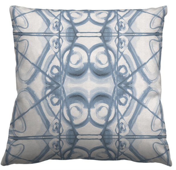 5214 Cerulean Pillow Cover