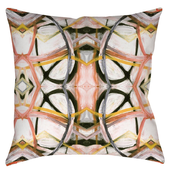 6314-3 Peach Pillow Cover