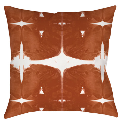71417 Rust Pillow Cover