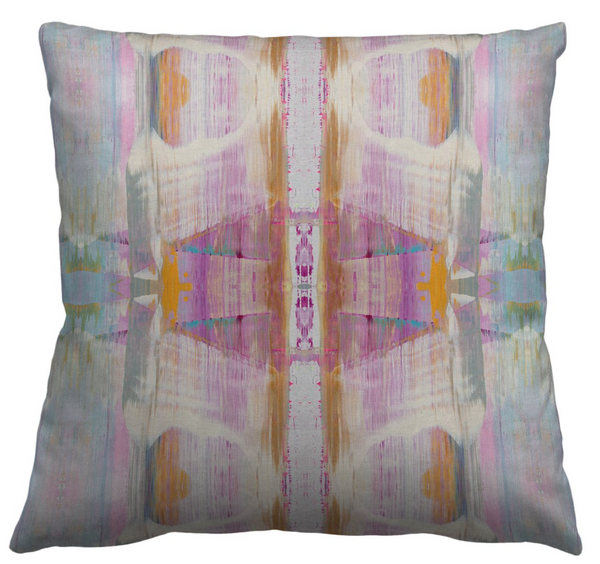 810-2 Pink Pillow Cover