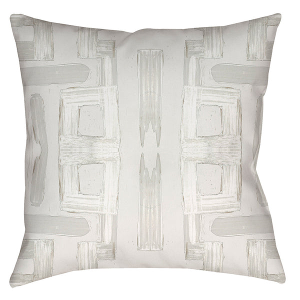 81613 Lily White Pillow Cover