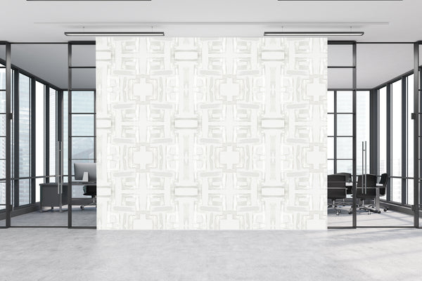 81613 Lily White Alta Wallcovering