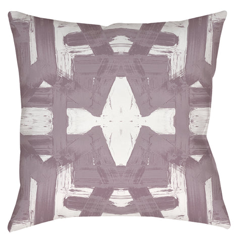 82113 Dusty Purple #1 Pillow Cover