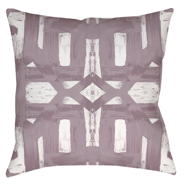 82113 Dusty Purple #2 Pillow Cover