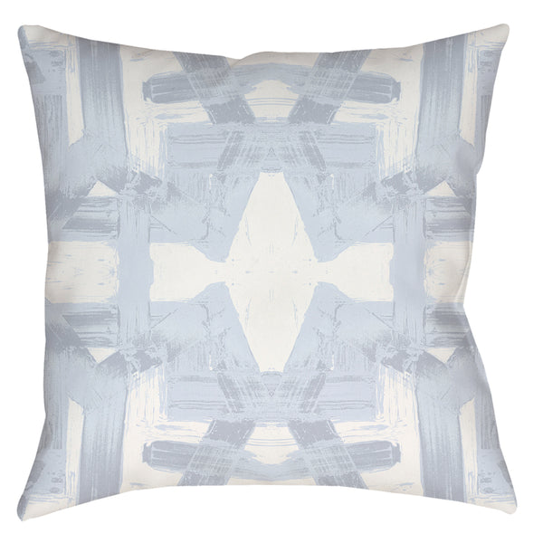 82113 Grey Mist #1 Pillow Cover