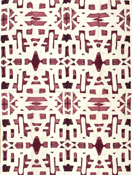82113 Oxblood Belgian Linen :: SECONDS