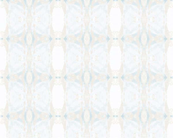 125-5 Blue Ivory A Alta Wallcovering: lindsay cowles llc