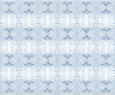 4116 Illusion Blue Eco-Friendly Type II Wallcovering