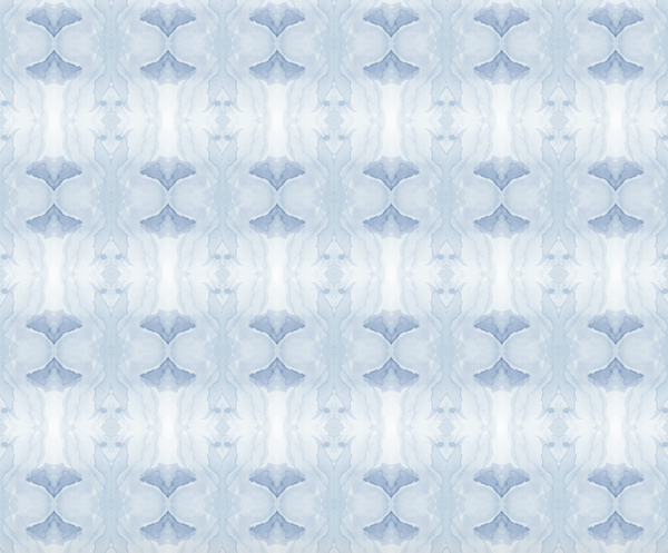 4116 Illusion Blue Wallcovering