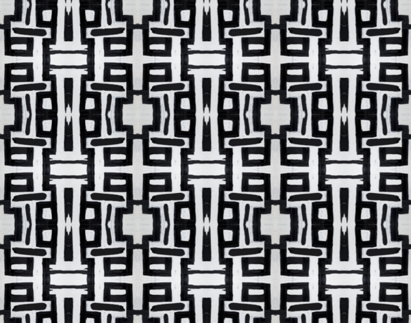 81613 Black White Eco-Friendly Type II Wallcovering