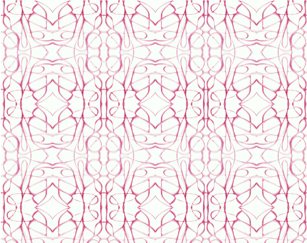 51514 Cerise A Wallcovering