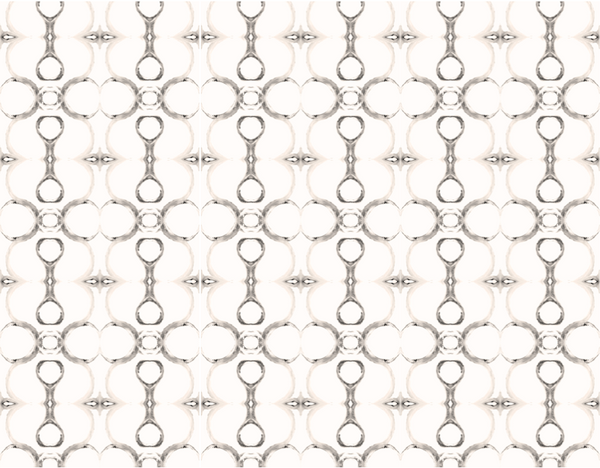 71514-1 Ivory Brown B Wallcovering