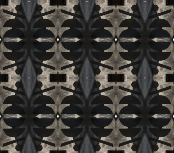 10418 Washed Black Eco-Friendly Type II Wallcovering