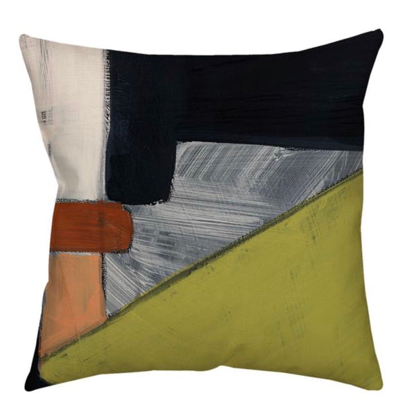 82619 Maya #3 Pillow Cover