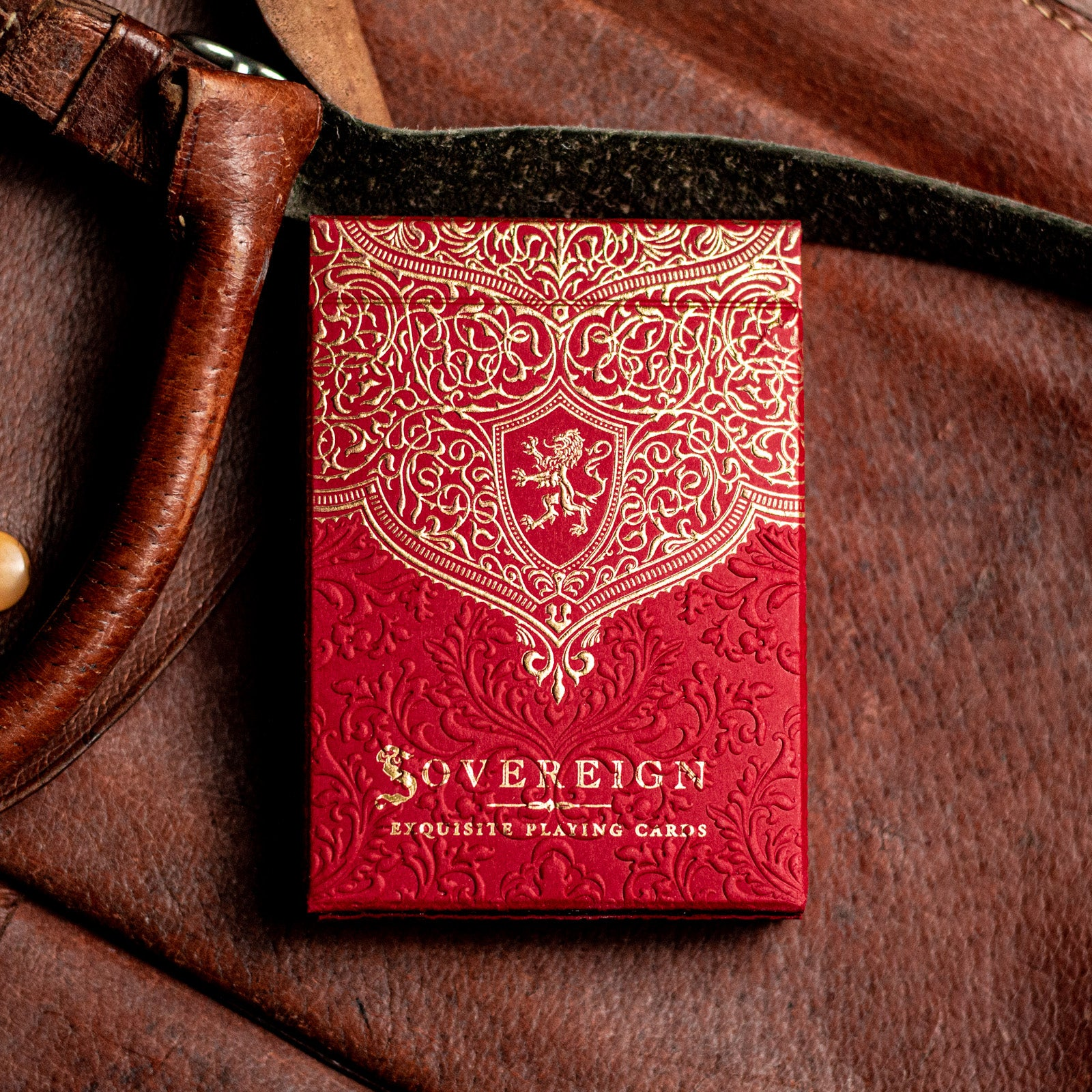 Sovereign Red Edition