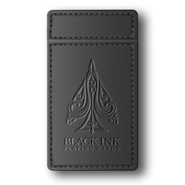 Black Ink - Leather Case - Packaging