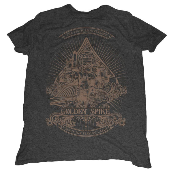 Golden Spike - 150th Anniversary Edition T-Shirt - T-Shirts