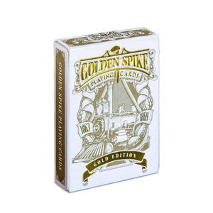 Golden Spike - Gold Edition - Playing Cards