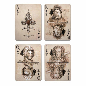 Inception - Illustratum Edition - Playing Cards