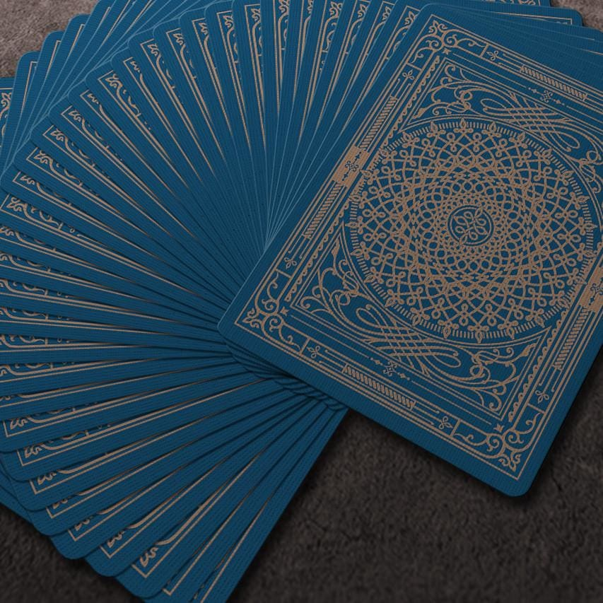 Inception Intellectus Edition Playing Cards - Playing Cards