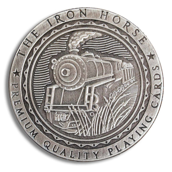 The Iron Horse Dealer Coin - Dealer Coin