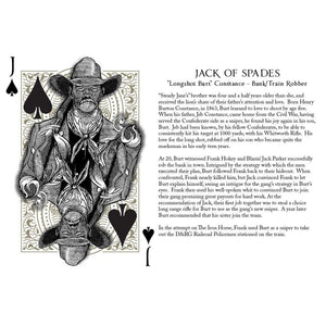 The Iron Horse Signature Edition Playing Cards - Playing Cards