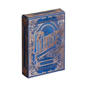 Titans Robber Baron - Blue Edition - Playing Cards