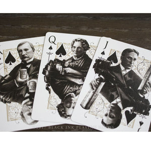 Titans Robber Baron - Signature Edition - Playing Cards