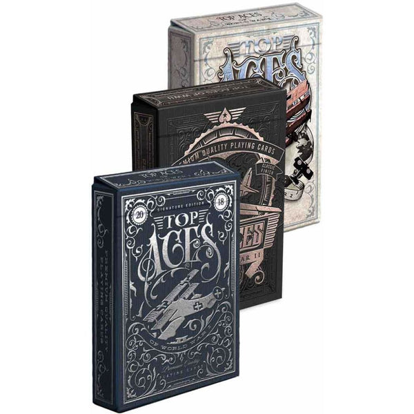 Top Aces - Collectors Set - Collectors Set