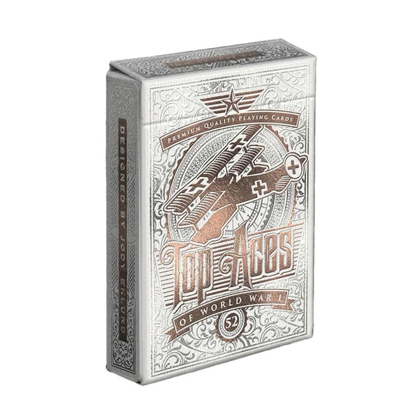 Top Aces WWI - Second Edition - Playing Cards