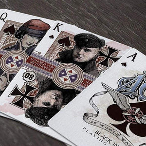 Top Aces - WWI Limited Edition - Playing Cards