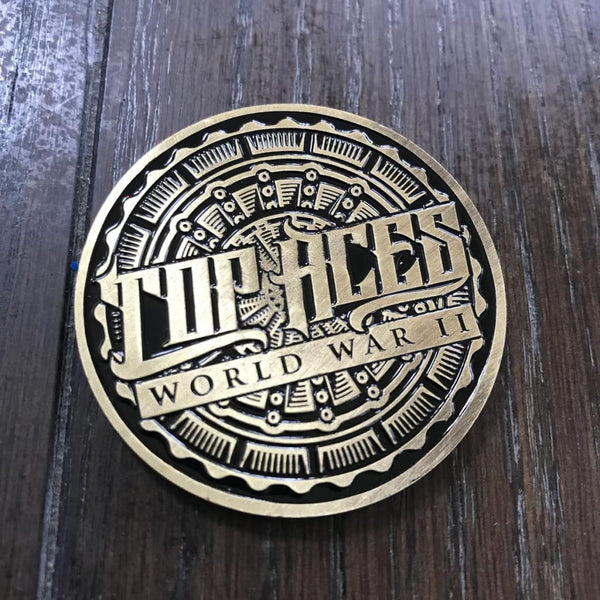 Top Aces - WWII Edition Dealer Coins