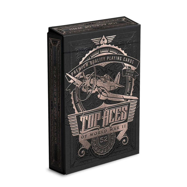 Top Aces - WWII Edition Playing Cards - Playing Cards