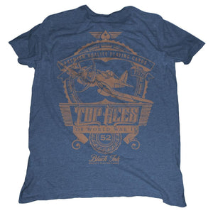 Top Aces - WWII Edition T-Shirt - T-Shirts