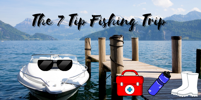 THE 7 TIP FISHING TRIP - Justforfishing.com