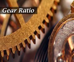 Reel Gear Ratio