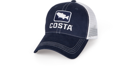 costa bass trucker