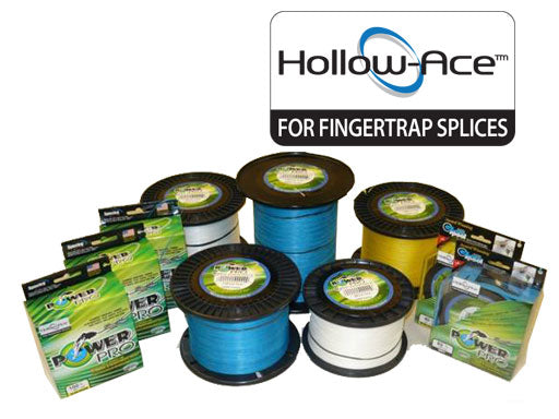 PowerPro hollow ace braided line