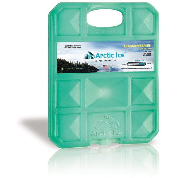 Arctic Ice Fishing Accessories Arctic Ice Alaskan Series Reusable Cooler Pack