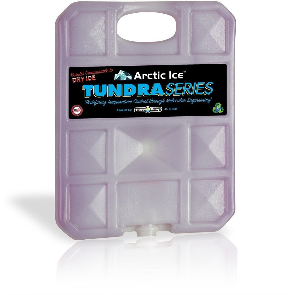 Arctic Ice Fishing Accessories Arctic Ice Tundra Series Reusable Cooler Pack