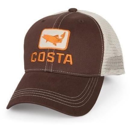 Costa Del Mar Trout Trucker Hats