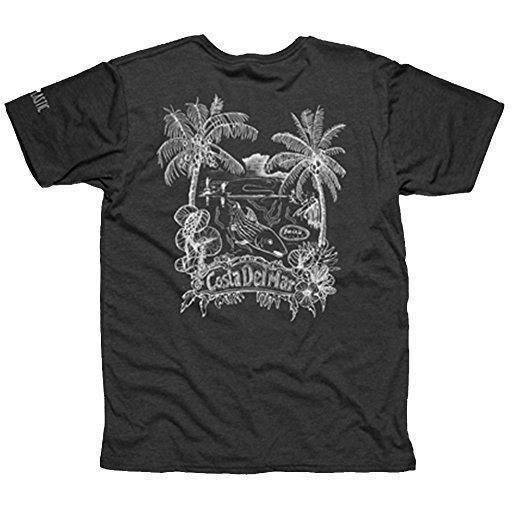 Costa Apparel Costa Kick Plastic  Bair SS T-shirt