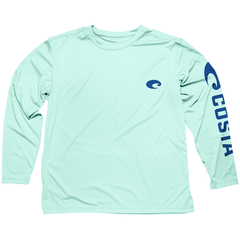 Costa Technical Core Long Sleeve Shirts
