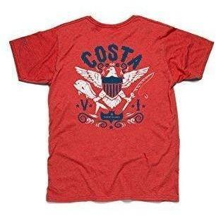 Costa Apparel Costa Kick Plastic Virgin Islands SS T-shirt